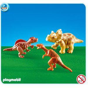 UNIVERS MINIATURE PLAYMOBIL 7368 - 3 bébés dinosaures