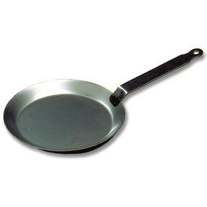 POÊLE - SAUTEUSE Poêle à crêpes ou à pancakes professionnelle, e...