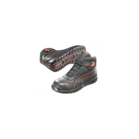 Motorsport Sécurité 43 63216 Puma S3 De Noir Hautes Chaussures t4q5H4w