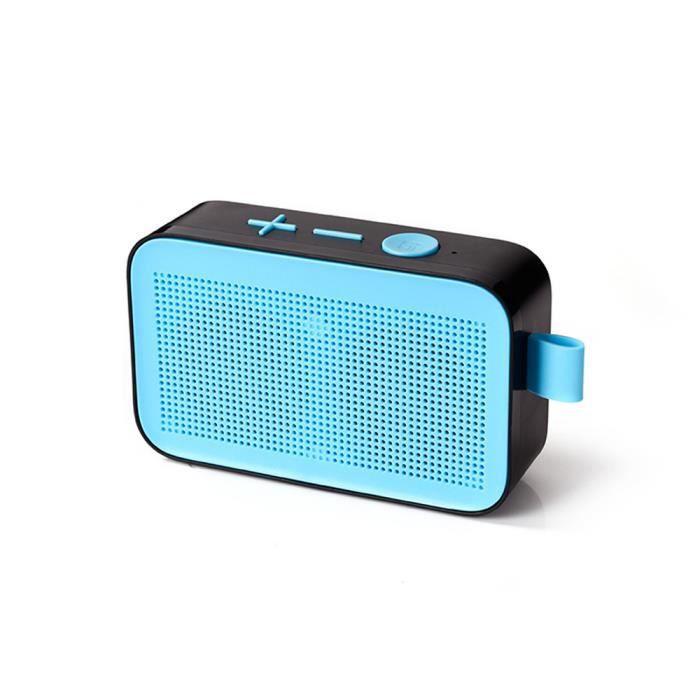 Portable Sans Fil Bluetooth Haut-parleur Stéréo Fm Pour Smartphone Tablet Bu @speaker530