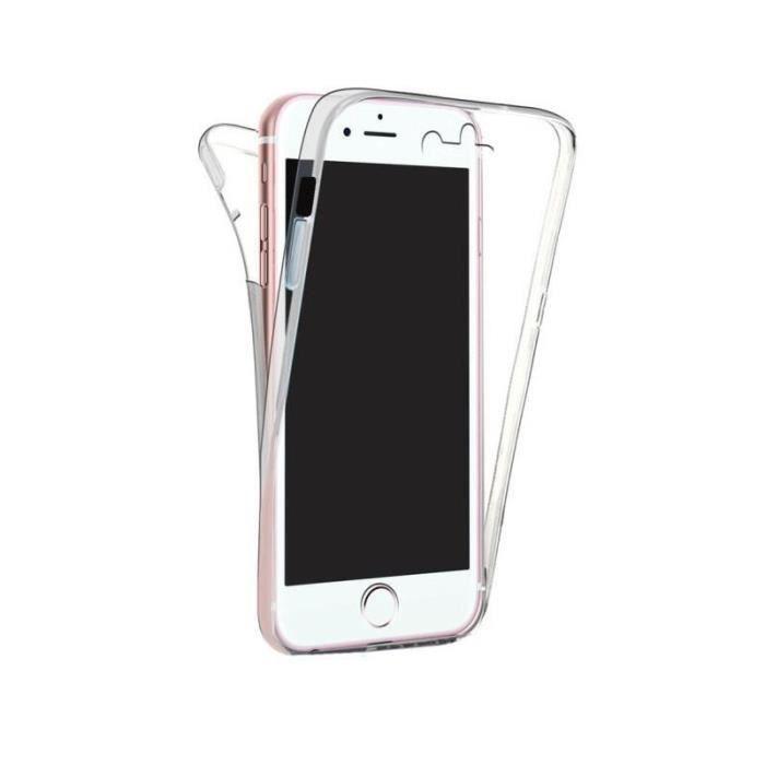 coque silicone pour iphone 8