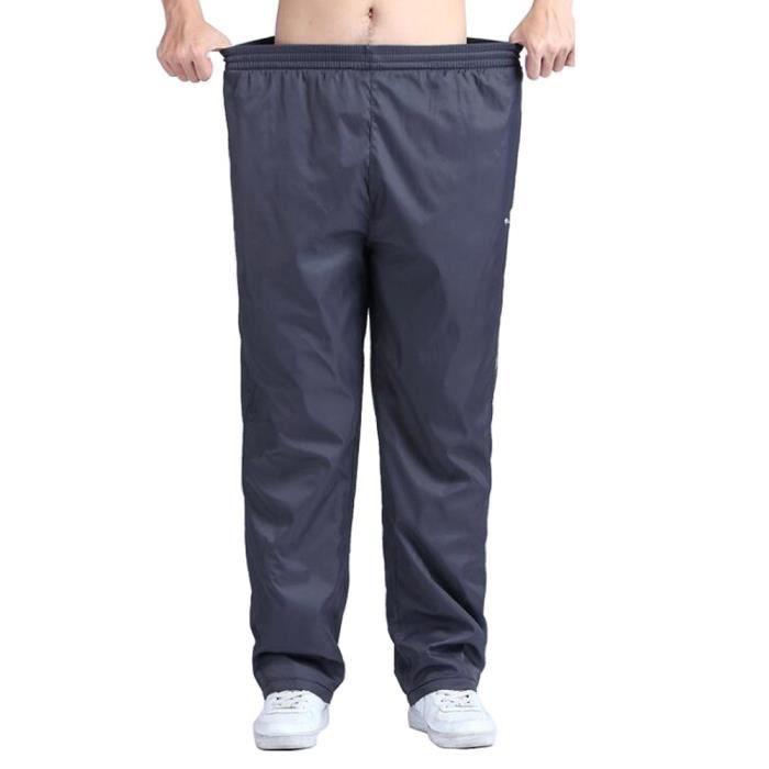 Grande 6xlDroitlâche 4xl Pantalon Sport Jogging Taille Homme Rq3L54jcA