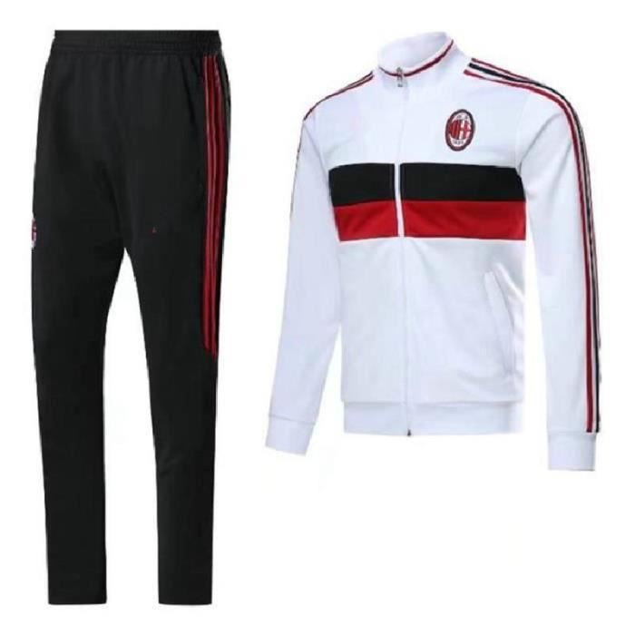 ensemble de foot AC Milan Homme