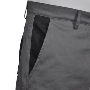 pantalon de travail homme achat vente pantalon de travail homme pas cher cdiscount. Black Bedroom Furniture Sets. Home Design Ideas
