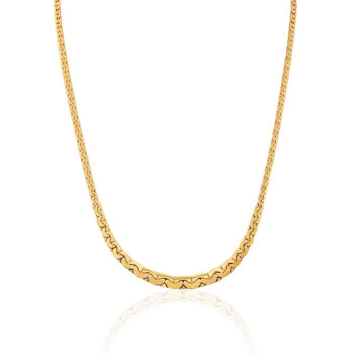 Collier CLEOR Or 750-1000 - Z0046622