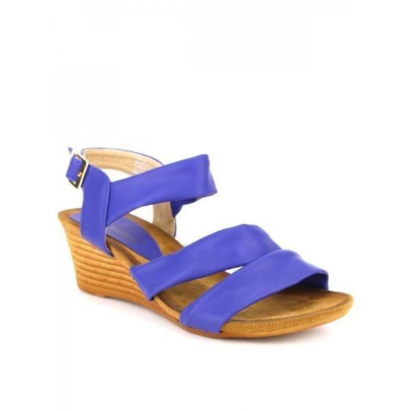 Compensées Compensées Compensées Chaussures Femme Compensées Bleu Chaussures Chaussures Cendriyon Bleu Cendriyon Femme Cendriyon Bleu Femme vqvwr5An