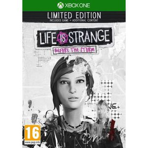 JEUX XBOX ONE Life is Strange Before the Storm Edition Limitée J