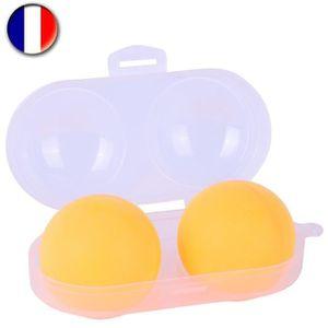 BALLE TENNIS DE TABLE Boîtier De Protection De/Pour Balles De Tennis De