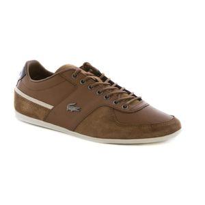 ac2a84c600 Chaussure Lacoste Taloire 16 en … Brun clair - Achat / Vente basket ...