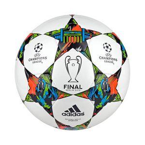 BALLON DE FOOTBALL Ballon Football Adidas Finale Berlin ballon Train.