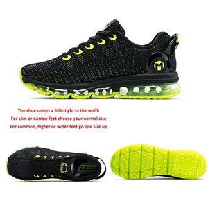 0782d05278ef5 CHAUSSURES DE RUNNING Chaussures de course pour hommes Onemix léger colo