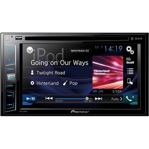 AUTORADIO PIONEER AVH-X390BT 2-DIN multimédia avec Bluetooth