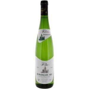VIN BLANC Jurançon Febus 2013 Vin sec du Sud Ouest - Blanc -