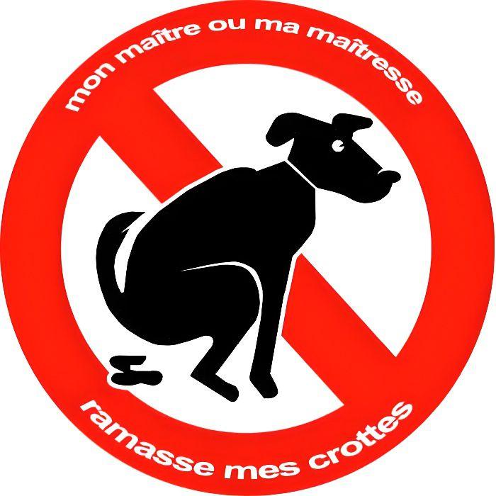 stop aux crottes de chiens 15 cm achat vente ramasse crotte stop aux crottes de chiens. Black Bedroom Furniture Sets. Home Design Ideas