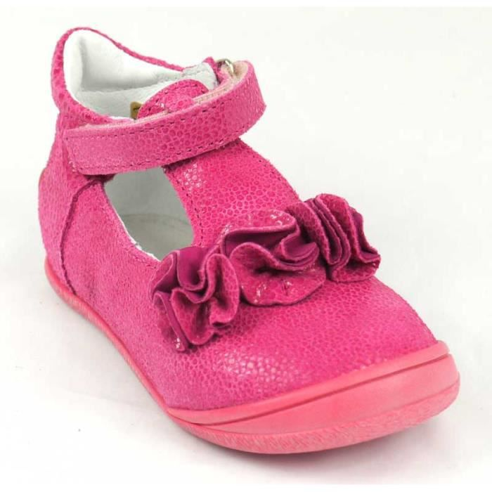 Chaussures Fille - Babies rose B...