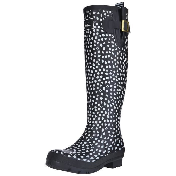Joules Welly Rain Boot Imprimer VMOMH Taille-38