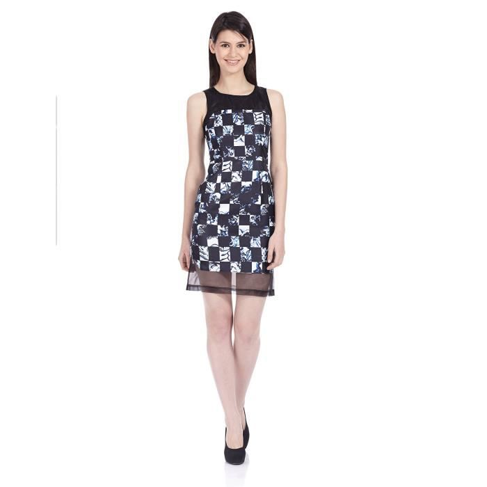 Womens Pencil Dress Y5X4F Taille-34