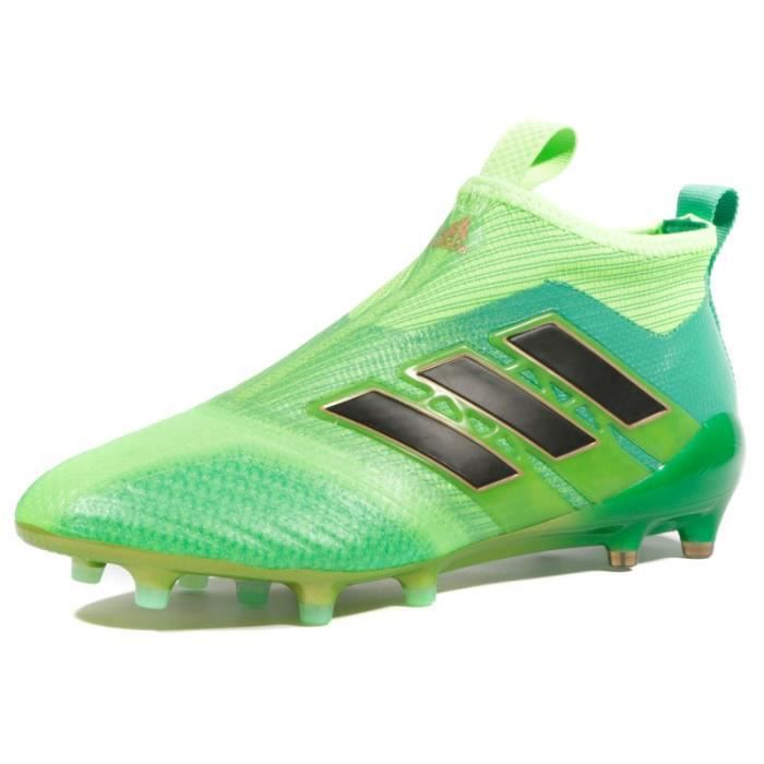 finest selection 43aae 04c84 Ace 17+ Purecontrol FG Homme Chaussures Football Vert Adidas