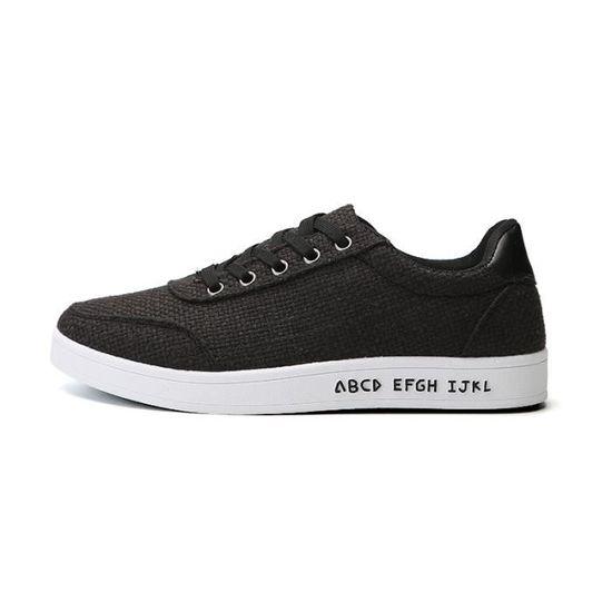 Skateshoes homme - Semelle souple Classique chaussures homme ZX-XZ1006 ZX-XZ1006 ZX-XZ1006 Noir Noir - Achat / Vente skateshoes 5ef439