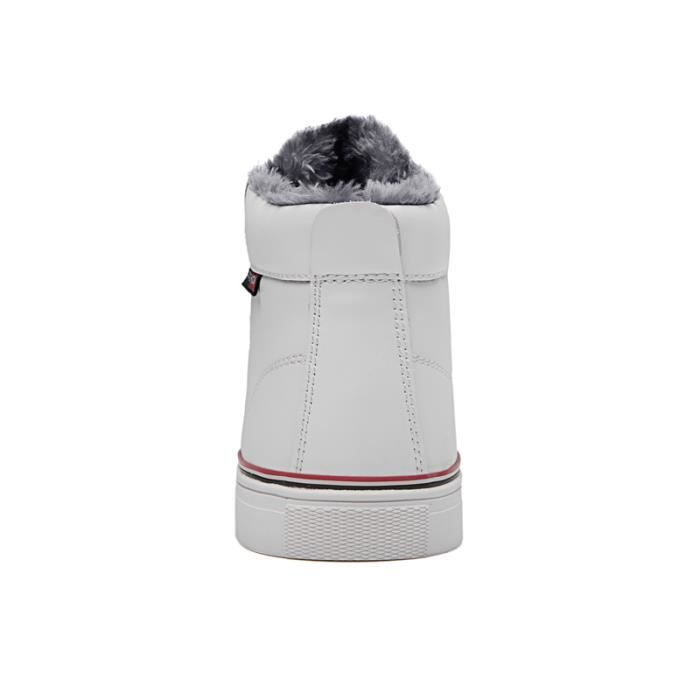 Bottes de neige hiver chaussures en coton chaussures pour hommes chaussures de sport gyHvN