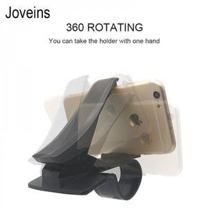 FIXATION - SUPPORT Support Téléphone Noir 360 Rotation Tableau Bord V
