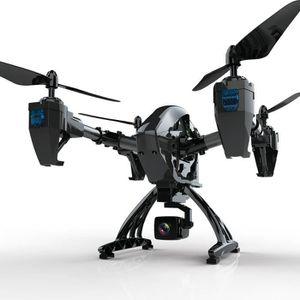 DRONE Aititude Tenir 2.4G WiFi RC Quadcopter 6-Axis Gyro