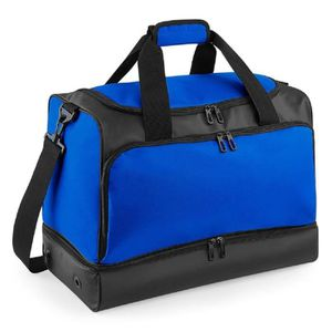 SAC DE SPORT Sac de sport base rigide - 50 L - BG578 - bleu roi