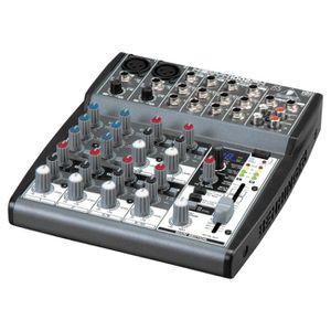 TABLE DE MIXAGE BEHRINGER XENYX 1002FX Table de mixage analogique