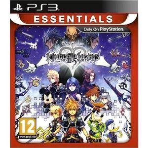 JEU PS3 Kingdom Hearts 2.5 Version Essentials PS3