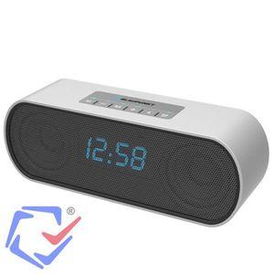 ENCEINTE NOMADE Blaupunkt BT15CLOCK Radio-réveil haut-parleur BT F