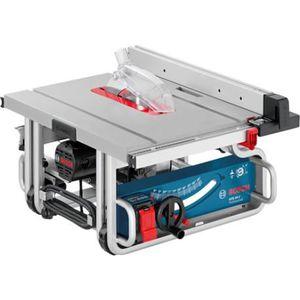 SCIE ÉLECTRIQUE Scie sur table BOSCH GTS 10 J Professional 1800W