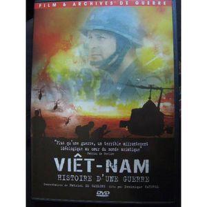 DVD FILM Viêt-Nam Histoire D'une Guerre - DVD
