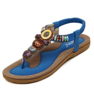 TONG IZTPSERG Tongs grande taille Femme Chaussures de P