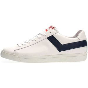 8a8ea5554fd6ff PONY TOP STAR OX SNEAKERS Homme WHITE NAVY - Achat   Vente basket - Soldes     Sandales ...