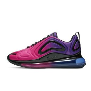 CHAUSSURE TONING Nike Air Max 720 Chaussure pour Femme NOIR ROSE