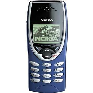Téléphone portable Nokia 8210 bleu