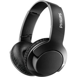 CASQUE - ÉCOUTEURS PHILIPS SHB3175BK/00 Casque Bluetooth avec technol