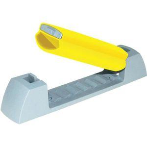 GOULOTTE - CACHE FIL Clip de fixation pour câble plat Ø maxi 10 mm c…