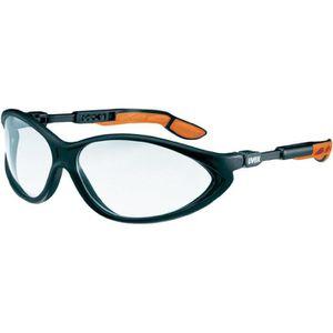 LUNETTE - VISIÈRE CHANTIER Lunettes de protection incolores Uvex Cybric 9188 942c08955f07