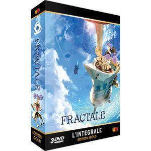DVD MANGA Fractale - Intégrale - Coffret DVD - Edition Gold