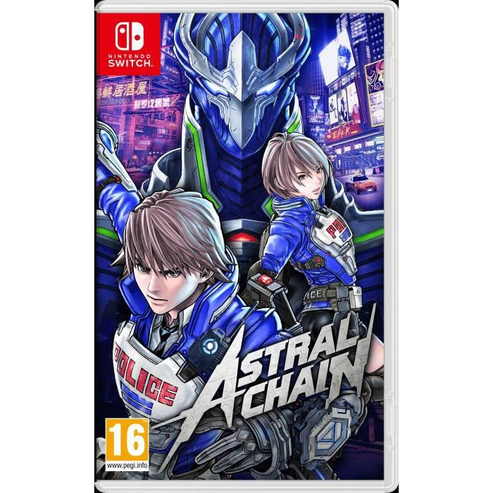 ASTRAL CHAIN™ Jeu Switch
