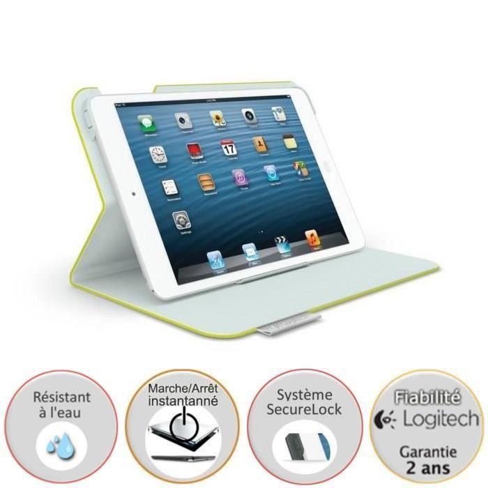 Logitech étui Ultrathin pour iPad mini Retina J...