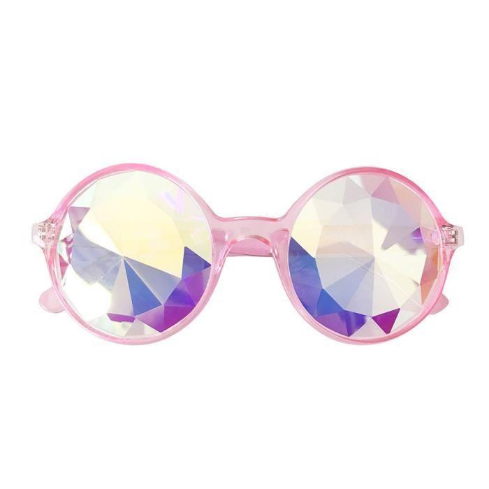 Deuxsuns®Lunettes lentille soleil de EDM de kaléidoscope Diffracté Party PK Rave zf87 Festival lunettes AAFqwp