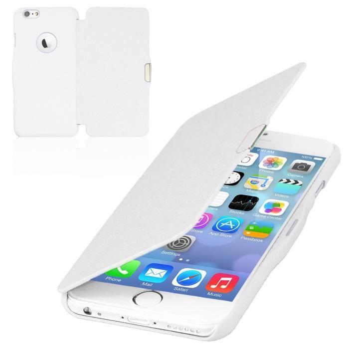 coque iphone 8 avec rabat
