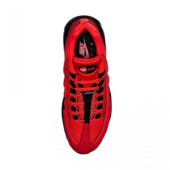 low cost 7580c 6c428 Basket mode Nike Air Max 95 OG Rouge Rouge Rouge - Achat / Vente basket -  Cdiscount