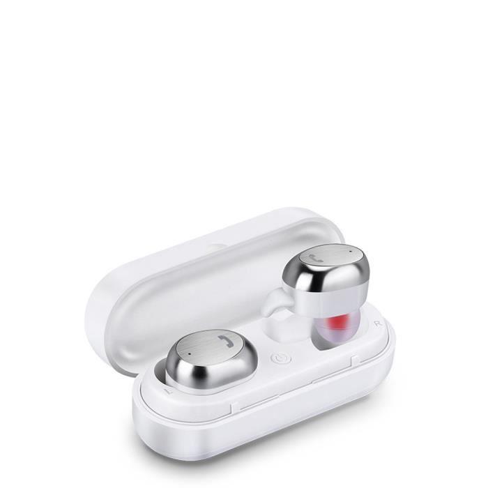 Casque D'écoute Bluetooth Tws M9 Sport Sans Fil Intra-auriculaires Stéréo Téléphone @lm4983
