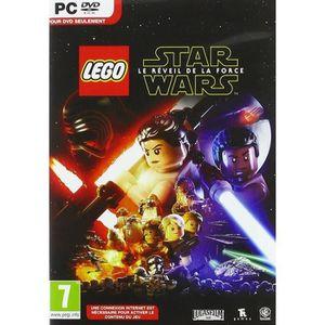 JEU PC Lego Star Wars Le Réveil de la Force Jeu PC