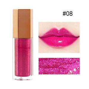 ROUGE A LÈVRES 5 couleurs Nude velours brillant à lèvres Rouge à