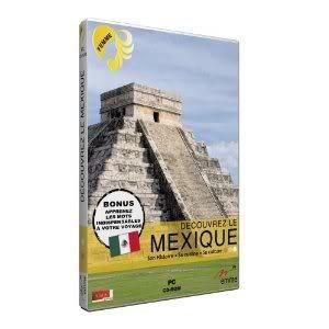 BUREAUTIQUE LOGICIEL PC DECOUVREZ LE MEXIQUE