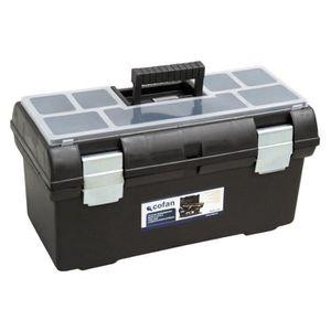 caisse outils plastique achat vente caisse outils plastique pas cher cdiscount. Black Bedroom Furniture Sets. Home Design Ideas